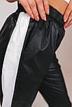 Спортивные штаны женские с лампасами 42-44 44-46, фото 7