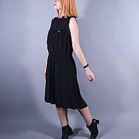Черное платье миди George, размер L, арт. 0601-0750