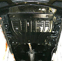 Защита поддона, защита картера двигателя и КПП, Джили МК, Geely MK