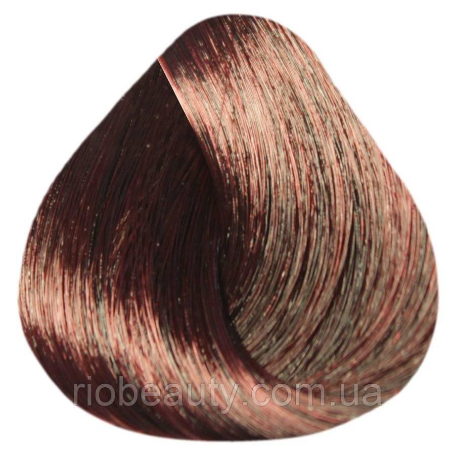 Фарба догляд ESTEL De Luxe 5/67 Світлий шатен фіолетово-коричневий 60 мл