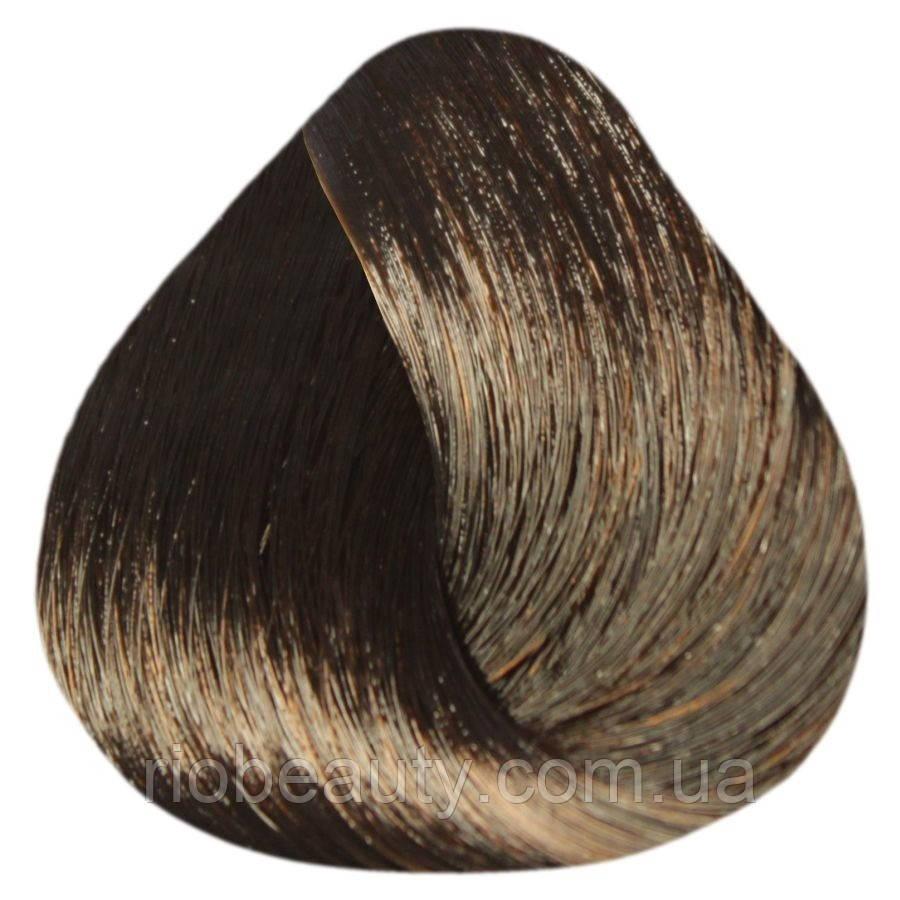 Краска уход ESTEL De Luxe  5/77 Светлый шатен коричневый интенсивный 60 мл
