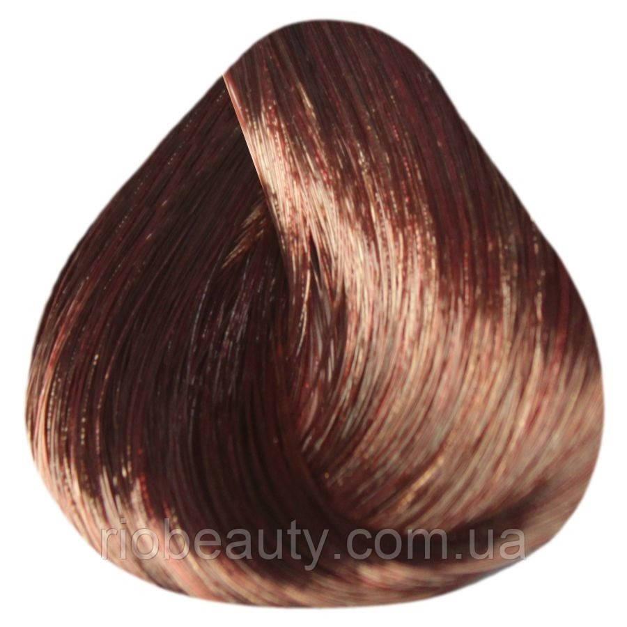 Краска уход ESTEL De Luxe   6/67 Темно-русый фиолетово-коричневый 60 мл