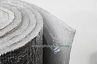 Полотно НПЕ самоклеющийся фольгированный 4 мм
