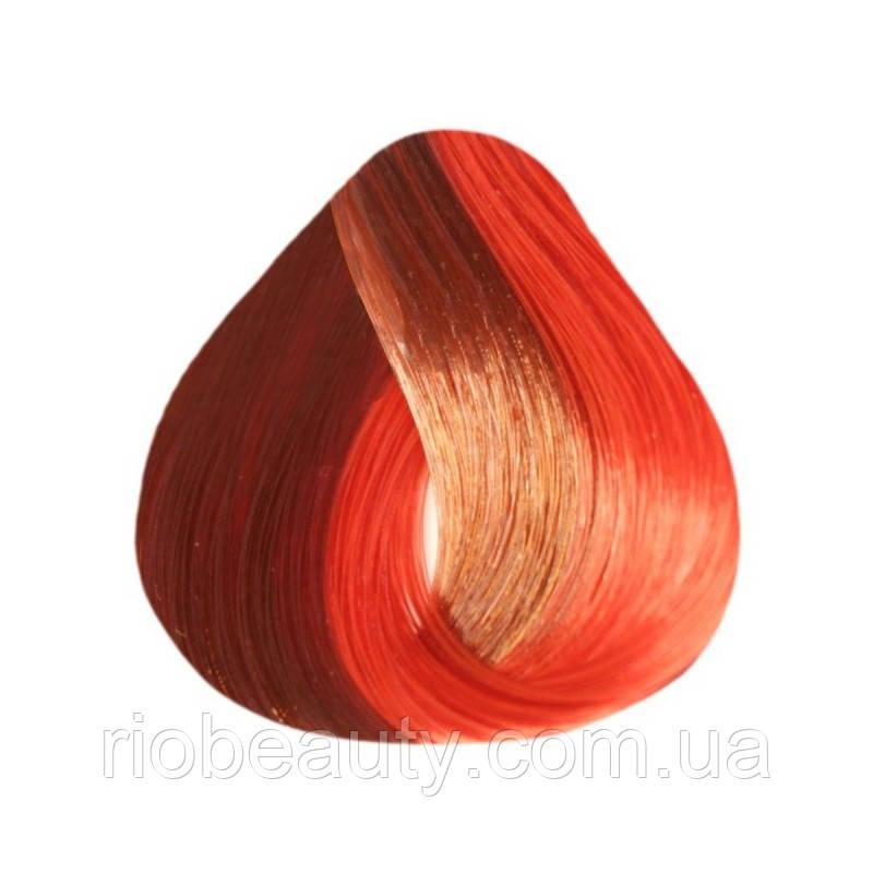 Краска уход ESTEL De Luxe 55 красный 60 мл