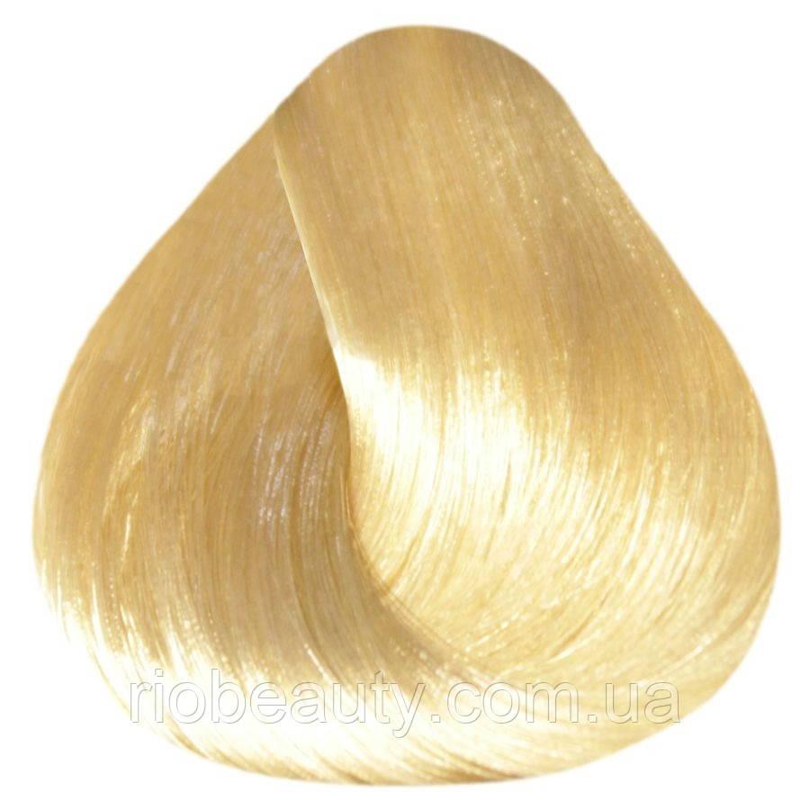 Краска уход ESTEL SILVER De Luxe 10/7 Светлый блондин коричневый 60 мл