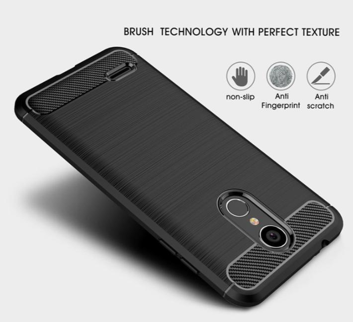 Защитный чехол-бампер для LG K8 2018