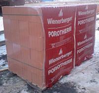 Блоки керамічні porotherm Wienerberger в Калуші, Коломиї, Надвірній, Рогатині, Снятині, Тисме