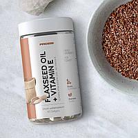 Flaxseed Oil + Vitamin E