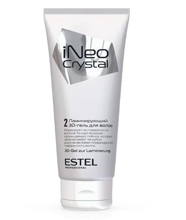 Ламинирующий 3D-гель для волос STEP2 ESTEL iNeo-Crystal 200 мл