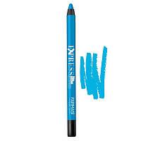 Водостойкий карандаш для глаз Exspress 06 Голубой