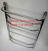 Полотенцесушитель водяной для ванной комнаты Трапеция 500*800мм нержавеющая сталь
