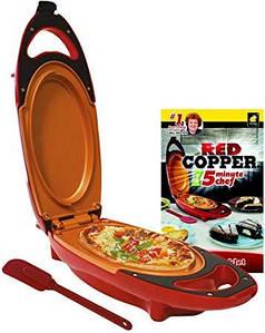 Инновационная электросковорода Red Copper