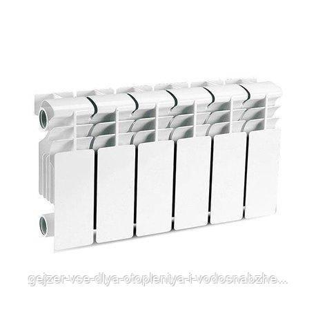 Радиатор алюминиевый Calor 200/96, 10 секций