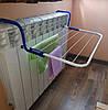 Сушилка для белья на батарею Fold Clothes Shelf, фото 3