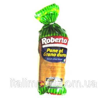 Тостерный хлеб из твердых сортов пшеницы Roberto 400г