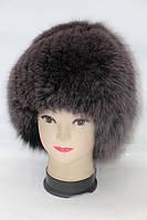 Женская меховая шапка из песца