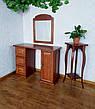 """Туалетный столик из массива дерева от производителя """"Вероника"""", фото 5"""