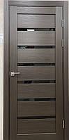 Міжкімнатні двері RE 44 Горіх макадамія