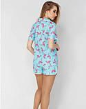 Женская хлопковая пижама, фото 6