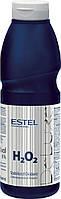 Стабилизированный Оксидант для волос (6%) H2O2 De Luxe, 500 мл
