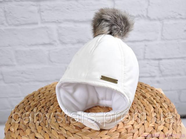 Дитяча зимова шапка