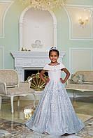 Платье выпускное нарядное для девочки 1194, фото 1