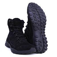 Ботинки Skystep COBRA 925 чорные нубук демисезон