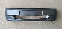 Бампер передний ВАЗ - 1117, 1118, 1119, Калина, без противотуманок, (НОВЫЙ), фото 1