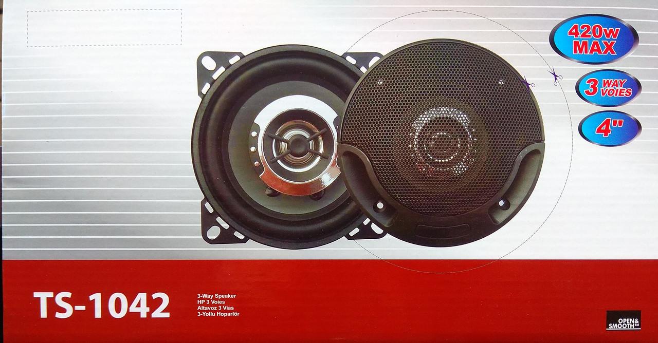 Автомобильная акустическая система TS-1042