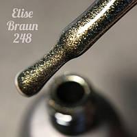 Гель-лак Elise Braun 15 мл, № 248