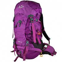 Туристический рюкзак 60-70 л Onepolar Pistachio 1632 Фиолетовый