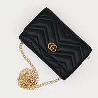 Сумка кроссбоди черная, женская сумка, сумка женская, жіноча сумка, сумка жіноча