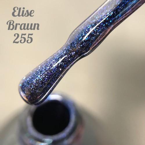 Гель-лак Elise Braun 15 мл, № 255