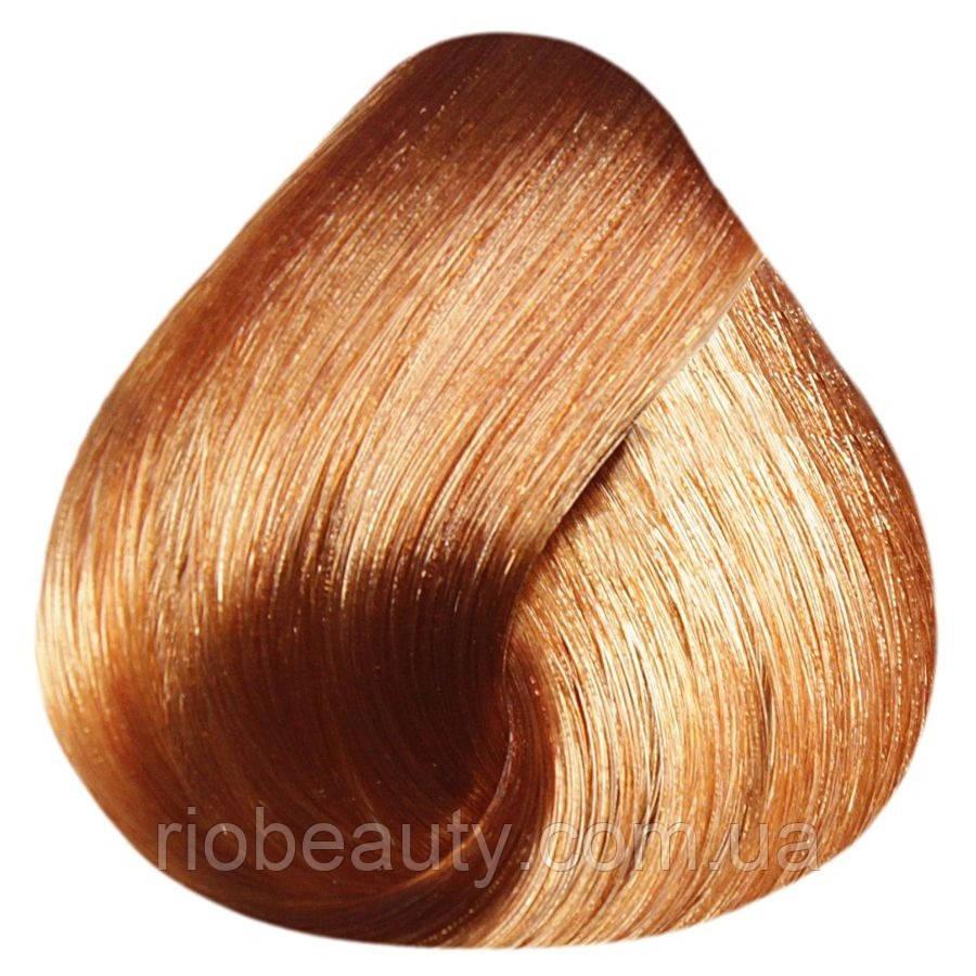 Фарба догляд ESTEL SILVER De Luxe 9/34 Блондин золотисто-мідний 60 мл
