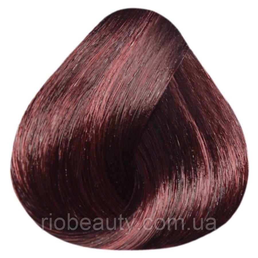 Краска уход ESTEL SILVER De Luxe 6/56 Темно-русый красно-фиолетовый 60 мл