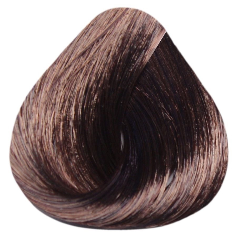 Краска уход ESTEL SILVER De Luxe 6/76 Темно-русый коричнево-фиолетовый 60 мл