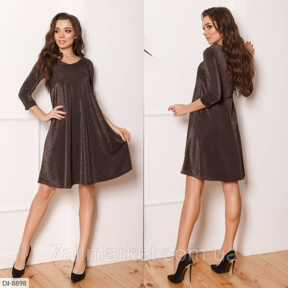 """Сукня жіноча мод:195 (42-44, 44-46) """"BELUZA"""" недорого від прямого постачальника AP"""