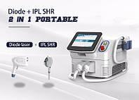 Диодный лазер + IPL/SHR