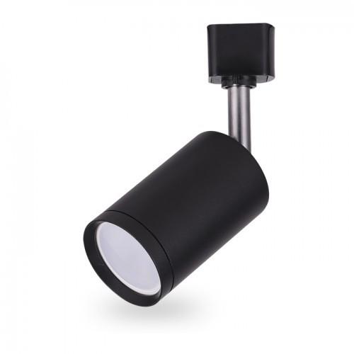 Трековый светильник Feron AL155 под лампу MR16 Черный