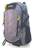 Городской рюкзак National Geographic Destination 32л, серый
