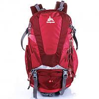 Туристический рюкзак 38 л Onepolar 2177 малиновый