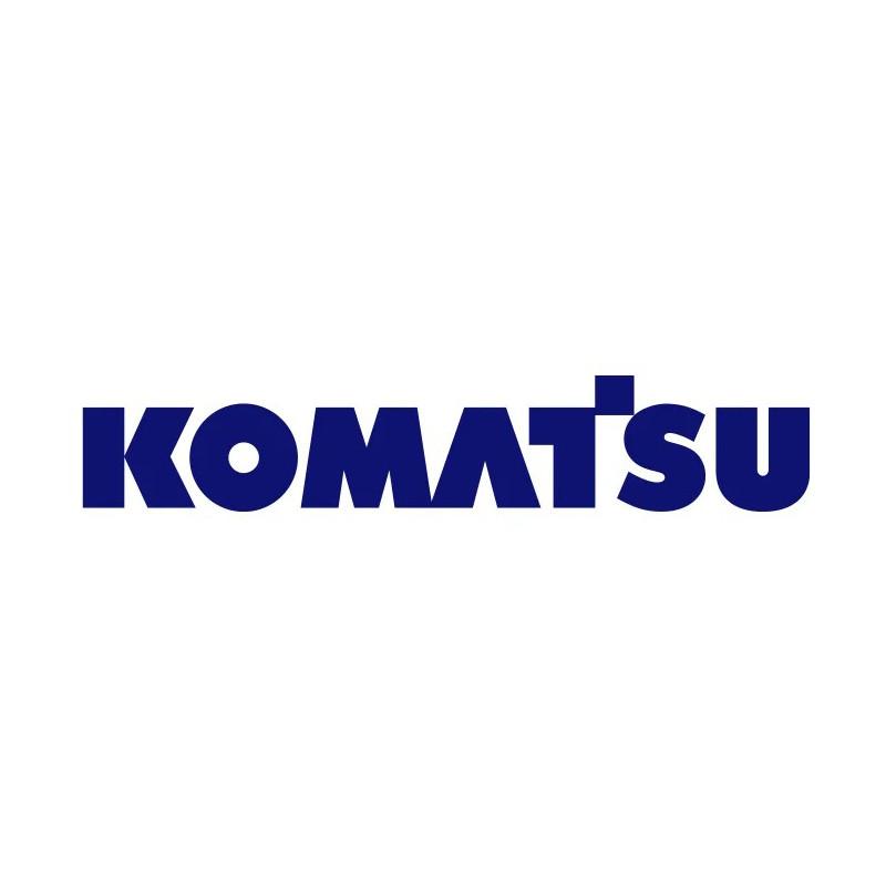 Щетки Komatsu