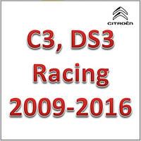 C3, DS3 Racing 2009-2016