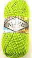 Пряжа для вязания Бургум классик ALIZE фисташка 117, фото 2