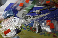 Создание шедевров своими руками. Заготовки для вышивки бисером.