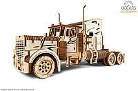Механический 3D пазл UGEARS Тягач VM-03 (70056)