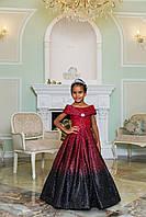 Платье выпускное нарядное для девочки 1192, фото 1