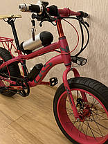 Электровелосипед электрофэтбайк Lks e-bike fatbike electro, фото 2
