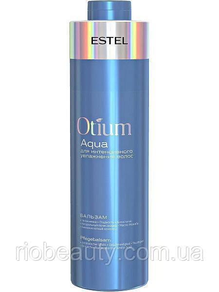 Бальзам для інтенсивного зволоження волосся OTIUM AQUA, 1000 мл