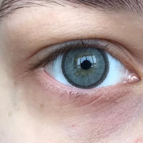Купить линзы для глаз Gray Интернет-магазин цветных линз для глаз Доставка по всей Украина!